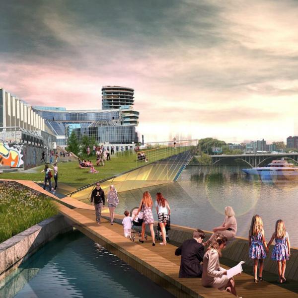 Екатеринбург глазами архитекторов