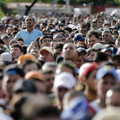 Рост населения