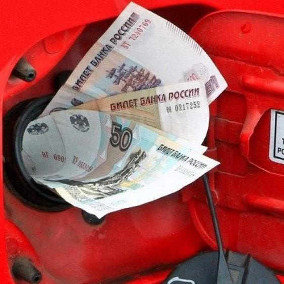 Козак объяснил рост цен на бензин
