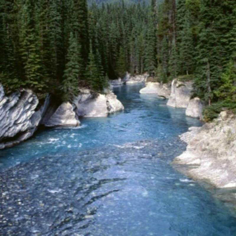 Исчезнувшая река