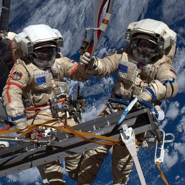 Будущие космонавты