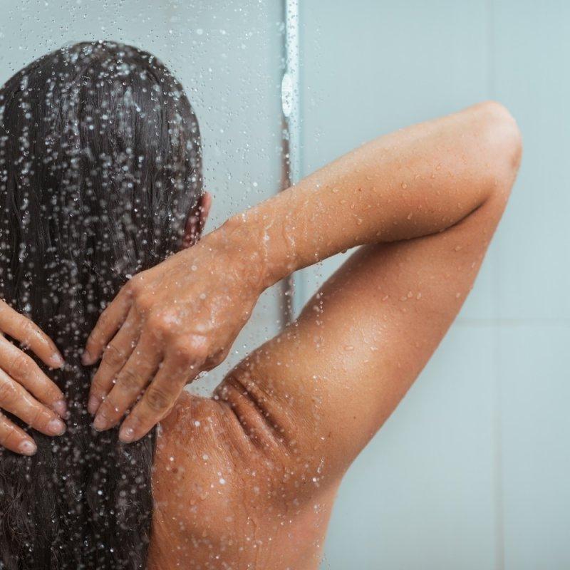 Мыться вредно