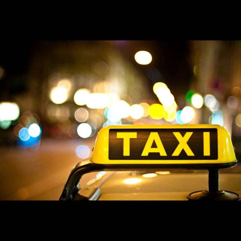 Поющий таксист