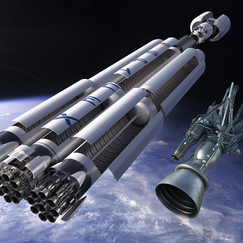 Революция в космических полетах