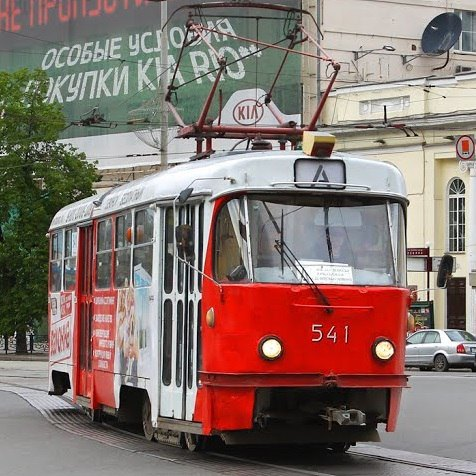 Трамвай А не ходит по выходным