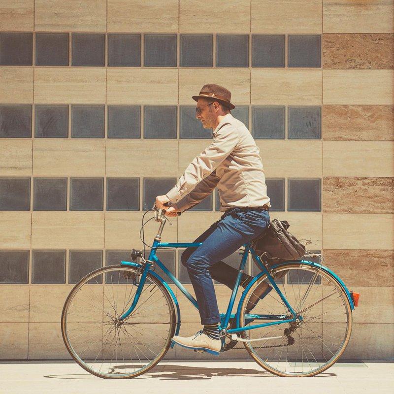Велосипед продлевает жизнь