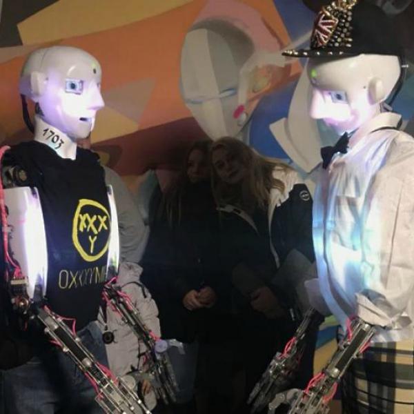 Баттл роботов