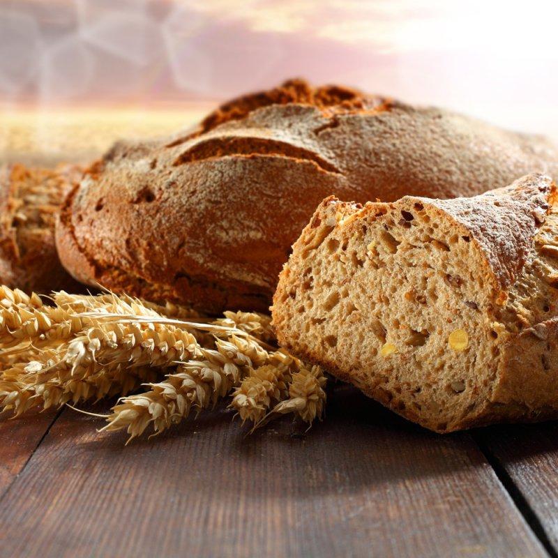 Не едят хлеб