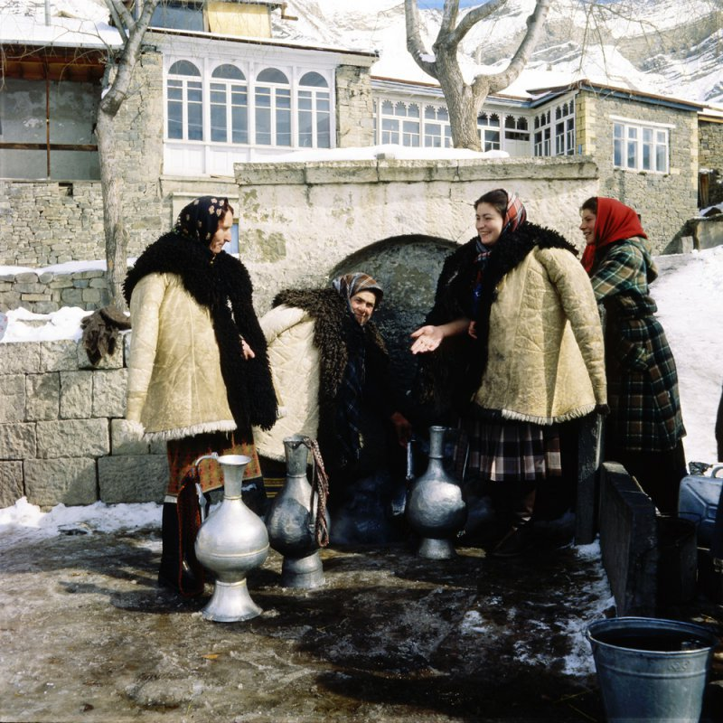 Неизменяемый Кавказ