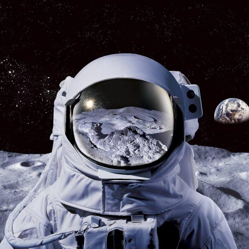 Японцы на Луне
