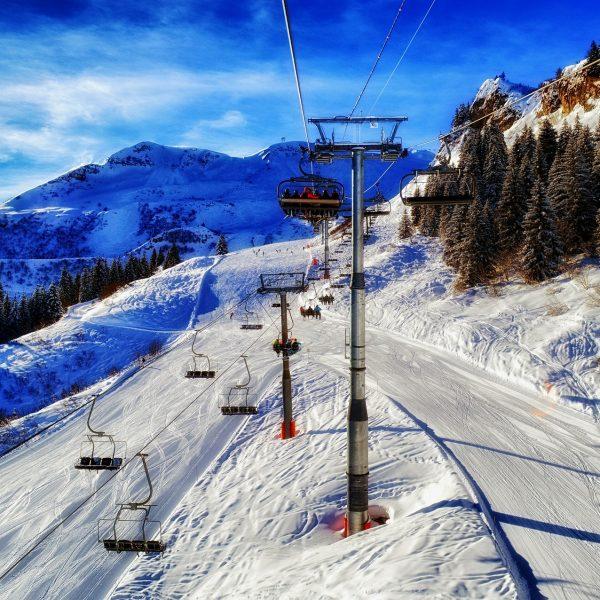 Лыжные каникулы