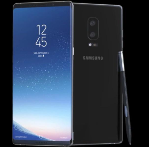 Новинки Samsung