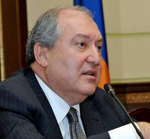 Избран новый президент Армении