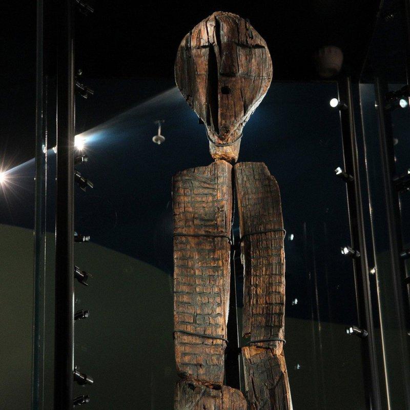 Шигирский идол