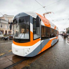 Новый проект трамвайной линии