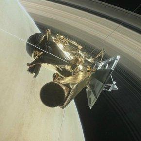 Прощай, Cassini