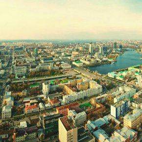 Екатеринбург популярен у туристов