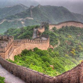 Копия Великой китайской стены