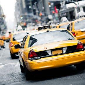 Находка таксиста
