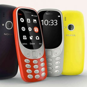 Nokia 3310 снова в продаже