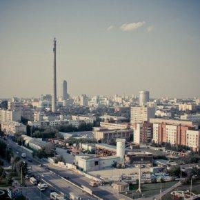 Новый памятник в Екатеринбурге