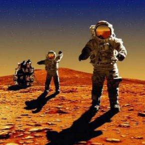 Освоить Марс быстрее всех