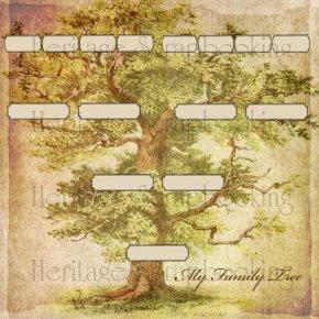 Самое большое генеалогическое древо