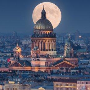 В Петербурге появилась карта вечерних маршрутов