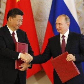 Россия и Китай продолжают сотрудничество
