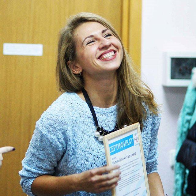 Смех и радость мы приносим людям) Наша солнечная выпускница Анечка!