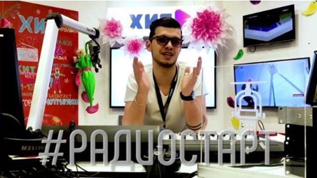 """На связи Орск. Ведущий радио """"Хит"""" (103,7 fm) Илья Дорогов рассказал о том, как вести себя в эфире, если что-то ..."""