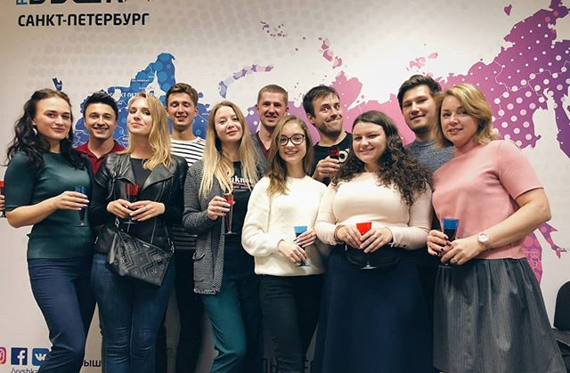 Сегодня исторический для нас день! Мы открыли студию в Санкт-Петербурге. Теперь Вышка в двух столицах: уральской и северной! Ещё больше ...