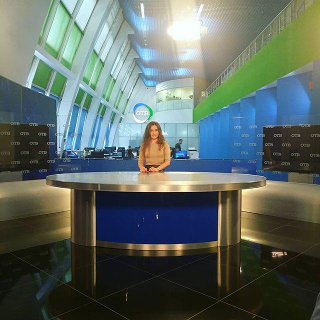 Вчера наши ученики побывали на экскурсии в самой крутой телестудии Свердловской области - на канале ОТВ. Они узнали тонкости работы ...