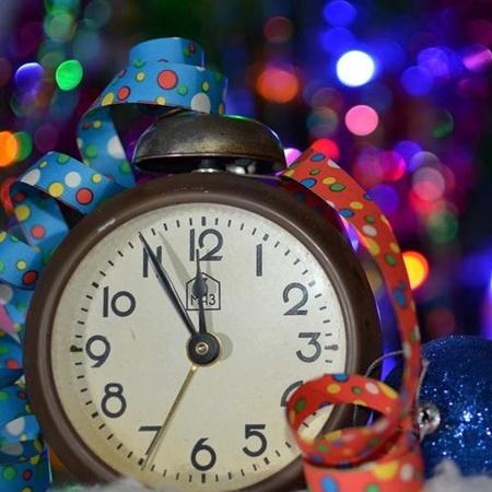 Отсчёт до Нового года