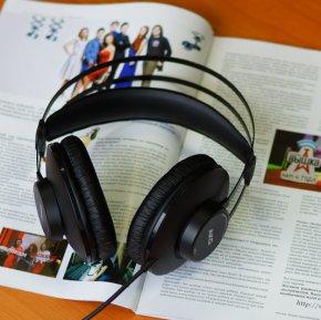 Журнал Clio: интервью о радиостанции Вышка