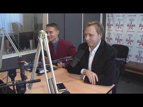 Александр Масляков на радио Вышка