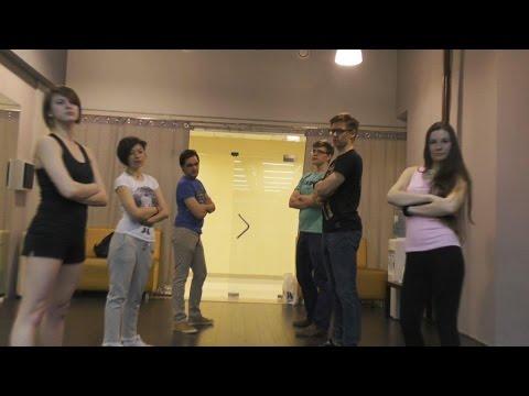 Танец радио Вышка (первая серия)