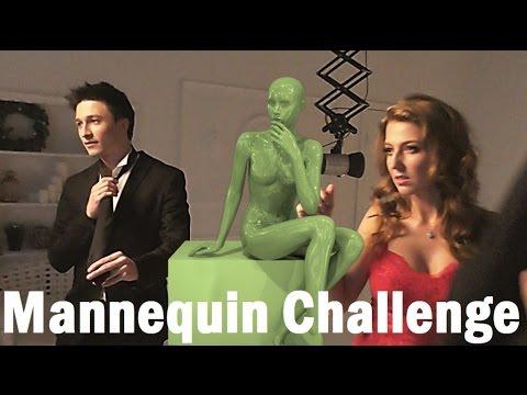 Радио Вышка. Флешмоб Mannequin Challenge!