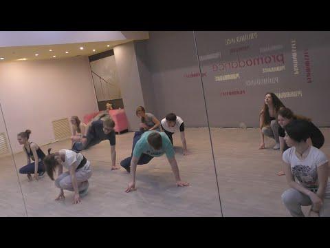 Танец радио Вышка (вторая серия)
